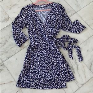 - Diane von Furstenberg Wrap Dress
